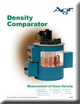 Density Comparator (Comparateur densimétrique) Brochure