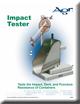 Impact Tester (Dispositivo per test da impatto) Brochure