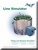 Line Simulator  (Simulateur de ligne) Brochure