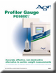 Profiler Gauge PG9800T Brochure