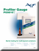 Profiler Gauge PG9810T Brochure