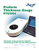 Preform Thickness Gauge Brochure