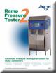 Ramp Pressure Tester 2x (Comprobador de presión de rampa 2) Brochure