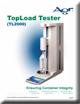 TopLoad Tester TL2000 (Dispositivo di test di carico verticale) Brochure