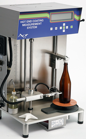 Hot End Coating Measurement System Agr International